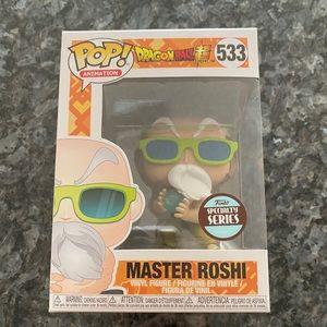 Master Roshi-DBZ-Funko Pop! #533
